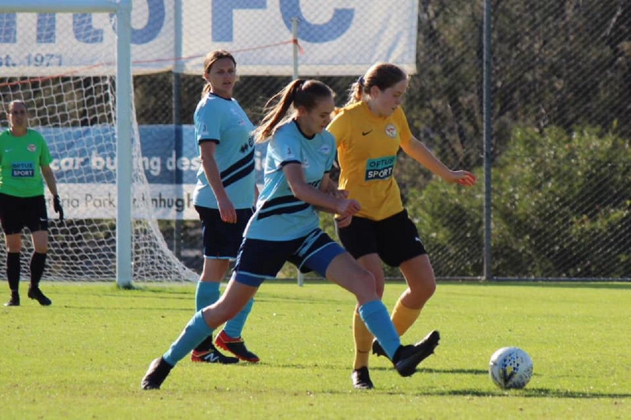 Phoenix beat Sorrento in Women's State League