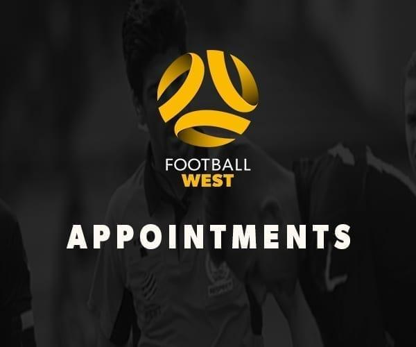 Referee Resources appointments