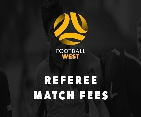 Referee Resources Match Fees