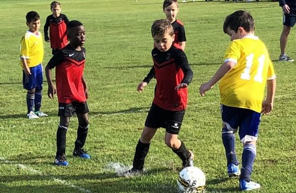 New Junior 5-a-side competition