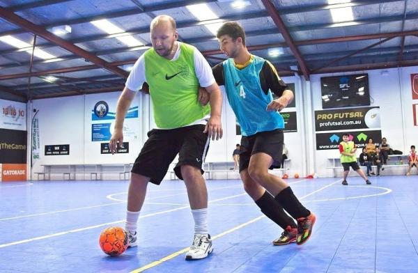 Footingball gives Stephen 'a new lease of life'