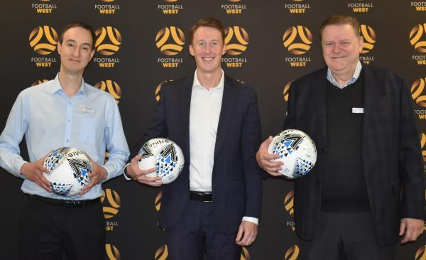 Football West announces two-year partnership with Computing Australia Group
