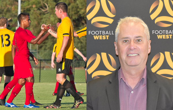 Asia expert Stuart Crockett to open doors for WA football