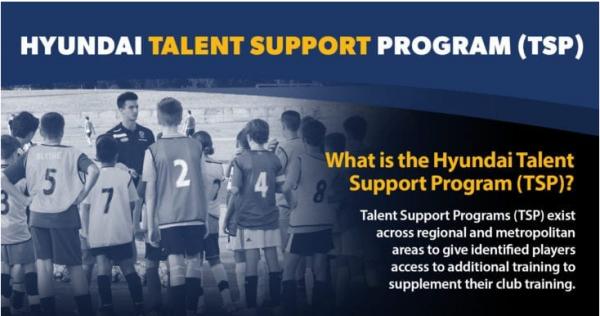 Hyundai Talent Support Program (TSP)
