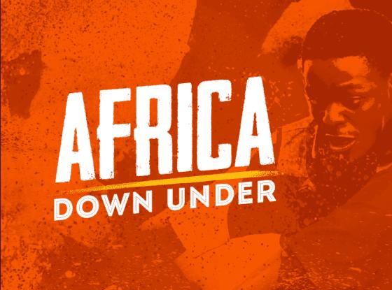 Africa Down Under