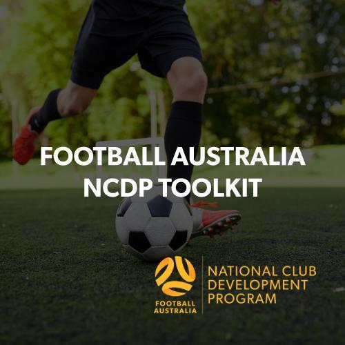 FOOTBALL AUSTRALIA NCDP-TOOLKIT