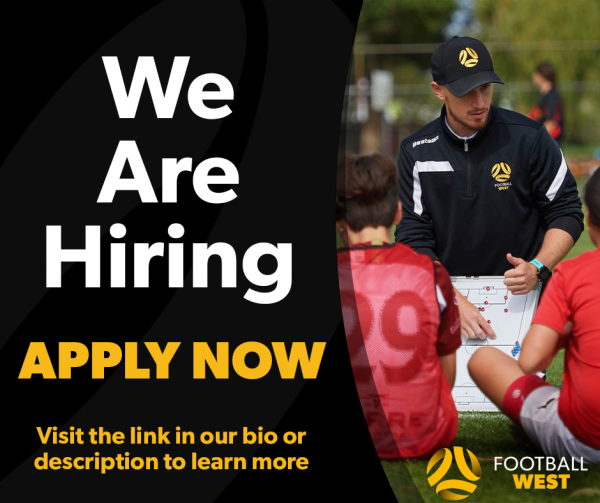 Situation vacant: Casual Community Coach